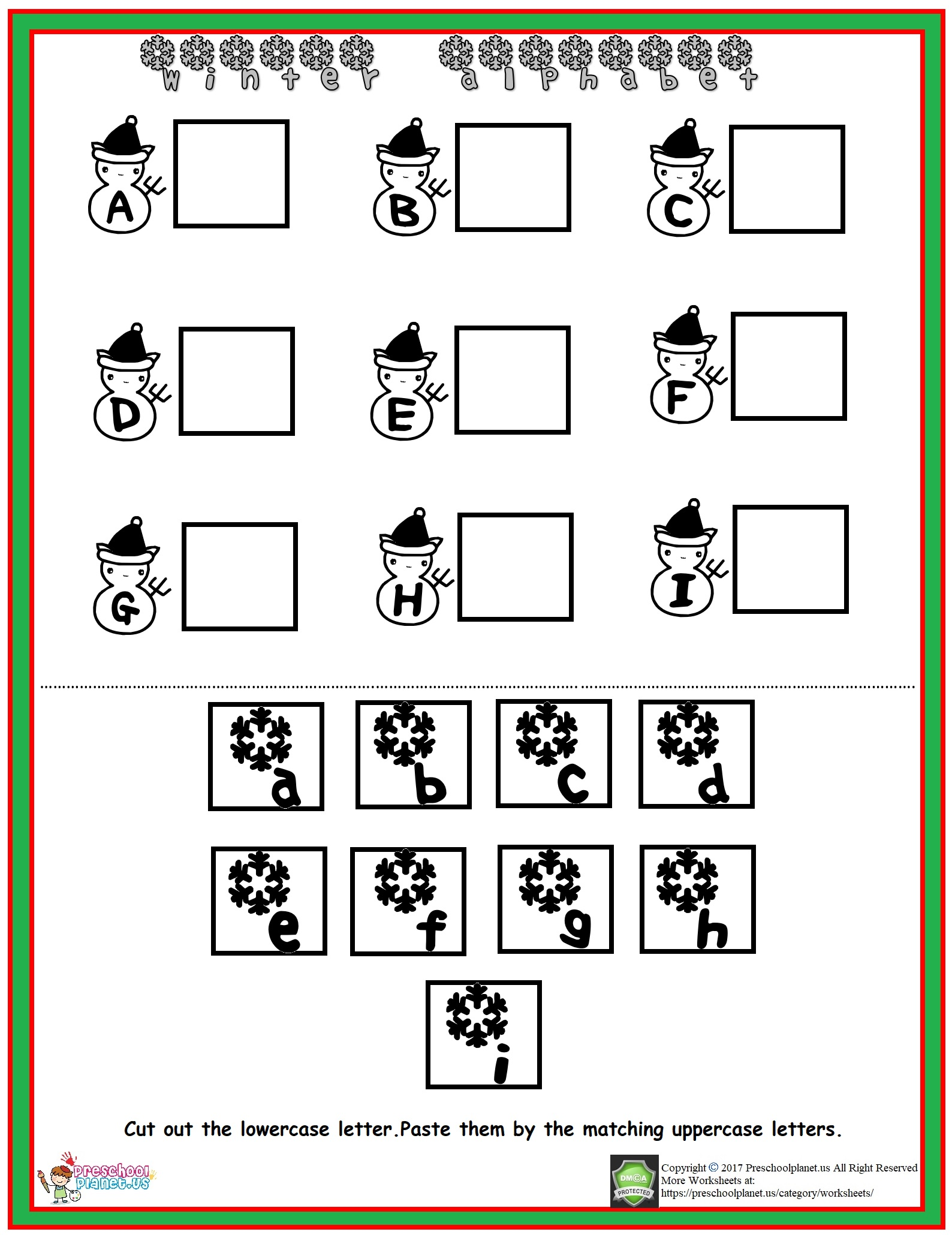 Dental Health Week Worksheet Preschoolplanet