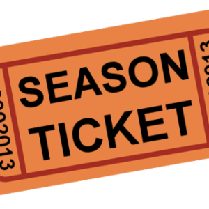 2018-19 Season Ticket