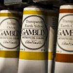 Gamblin oil