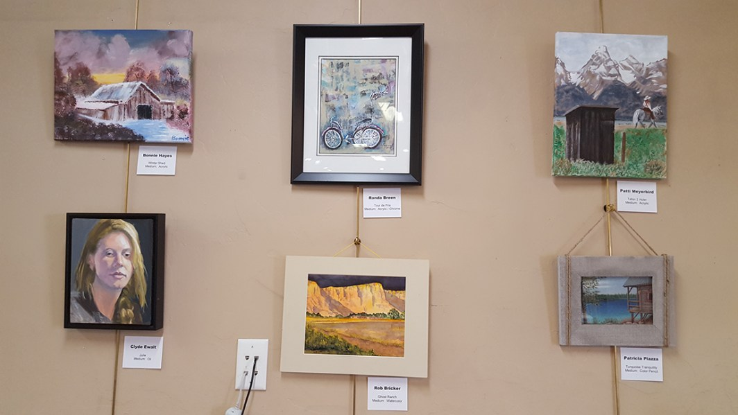 Results are in from our first Art Store Art Contest! and the winner is...
