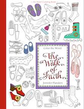Color the Word - The Walk of Faith