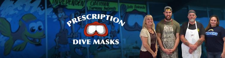Prescription Dive Masks Team