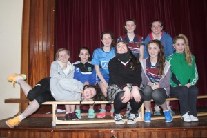 Our fabulous Sports Council Committee 2014 – 2015