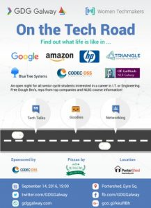 ON THE TECH ROAD – Find out what life is in…