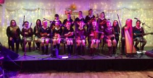"The school Trad Group had a great night performing at the ""Concert of Champions"" as part of Tuam Trad Festival."