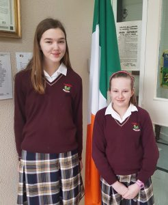 Congratulations to our numeracy winners for December Laura Mulligan,Lucy Gavin