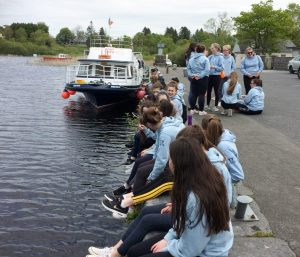 The girls had wonderful workshops with Fr Benny, a river cruise on the Corrib and enjoyed spending time with each other.