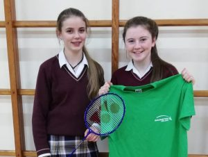 Congratulations to the overall winner Emily O'Connor and runner up Jamie O'Grady.