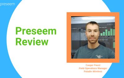 Preseem Review – Video Testimonial by Casper from Paladin Wireless