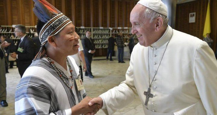 """Delio Siticonatzi: """"La educación clave para el respeto de la Casa Común"""""""