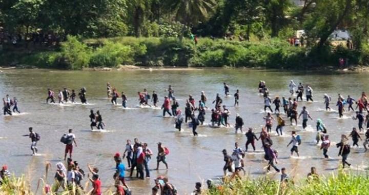 La Iglesia está alerta ante un posible ingreso de la caravana migrante a México