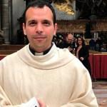 Un sacerdote juarense en Roma y su experiencia con el Covid19