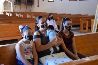 Familia en El Espiritu Santo