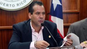 Representante Jorge Navarro Suárez (Foto / Archivo CyberNews)