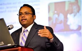 Secretario designado del Departamento de Educación (DE), Rafael Román Meléndez (Foto / Suministrada)