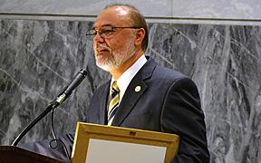 Dr. Jorge Rivera Santos, rector del Recinto Universitario de Mayagüez (RUM). (Foto/Archivo)