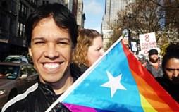 Pedro Julio Serrano, actvista pro Derechos Humanos. (Foto/Suministrada)