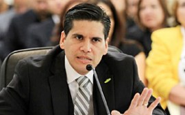 Nery E. Adames Soto, secretario del Departamento de Asuntos del Consumidor (DACO).