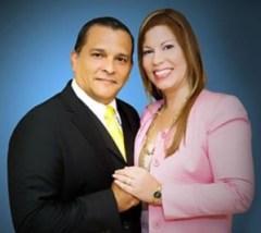 Foto Apostol Ivan Garcia y Amarilys Ramos