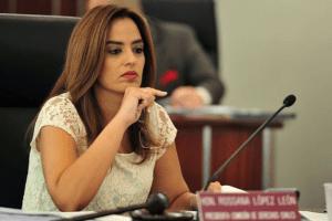 Senadora Rossana López León (Foto/Suministrada)