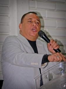 Pastor Walter Pérez
