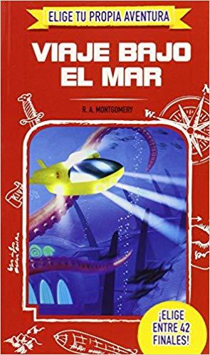"""Libro """"Viaje bajo el mar"""" (Elige tu propia aventura)"""