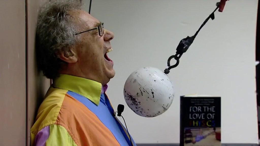 Aburrir con una presentación es un crimen: Lecciones de Walter Lewin para presentar mejor