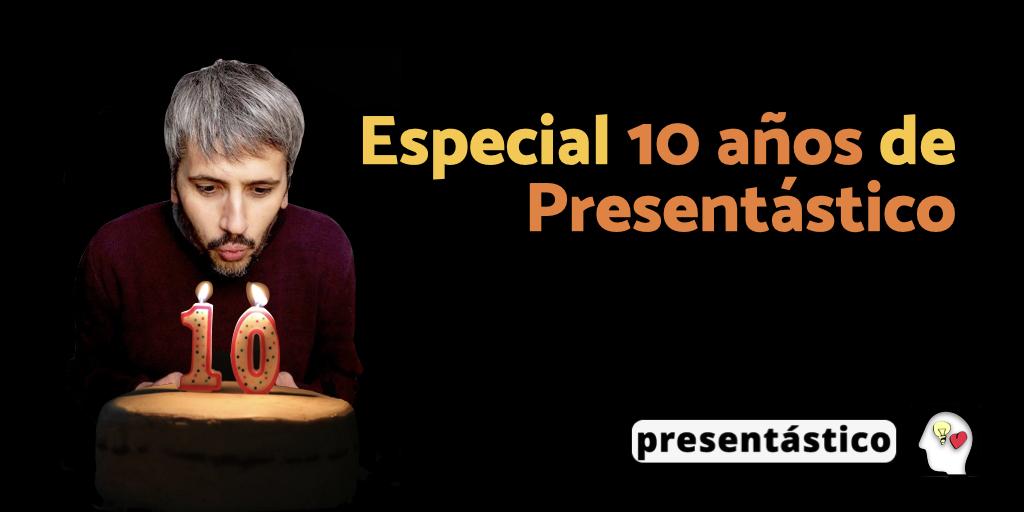 EP 90 Especial 10 años de Presentástico