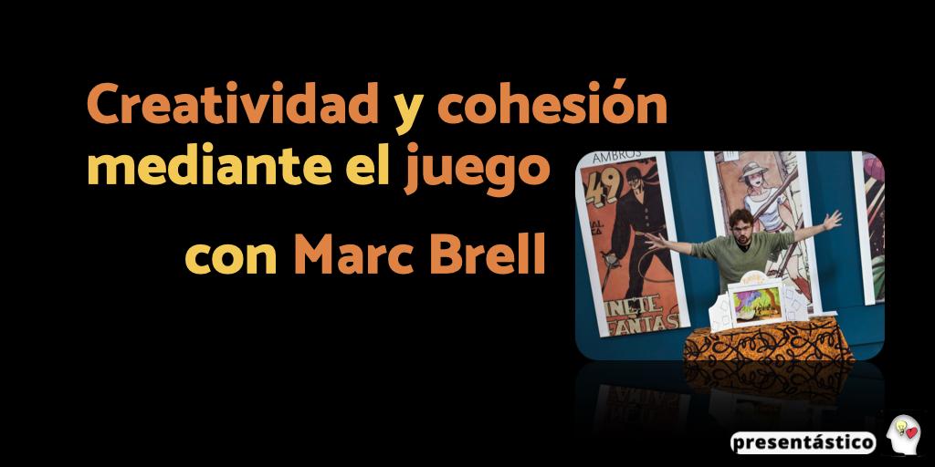 EP 96 Creatividad y cohesión mediante el juego, con Marc Brell