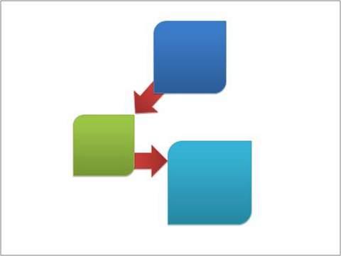 Change shape in Smartart