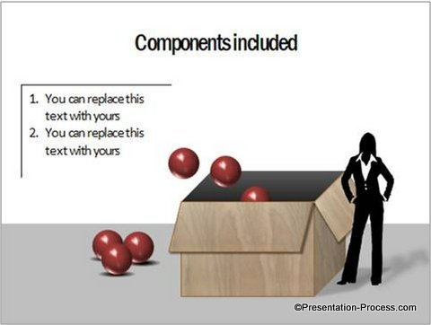 Components Box PowerPoint