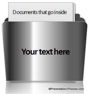 Documents folder in powerPoint