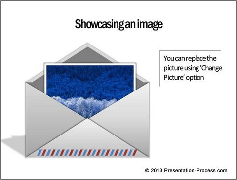 Showcase an Image - PowerPoint Template