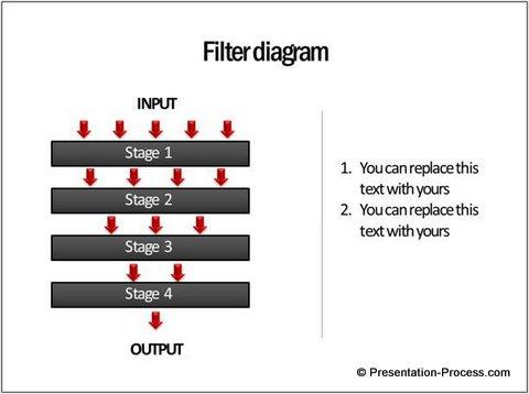 Filter Diagram Template