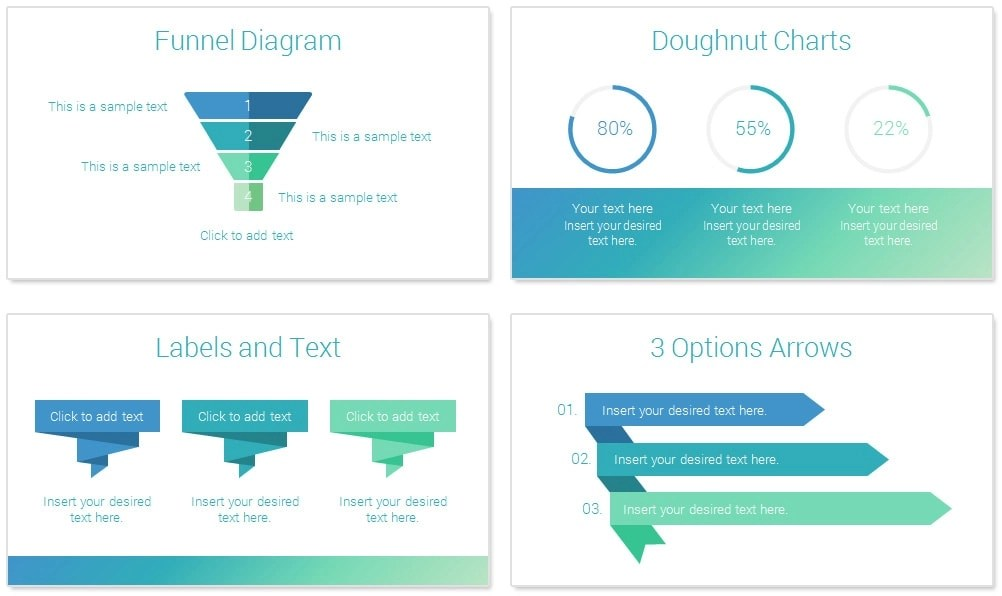 Clarity Powerpoint Template Presentationdeck Com