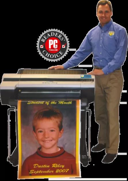 colorpro poster maker presentation
