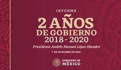 Informe de 2do. Año de Gobierno de México