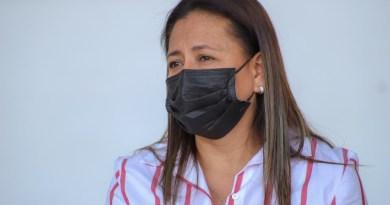 Francisco Villalobos debe ser responsable y garantizar la seguridad en los panteones: Alejandra Flores