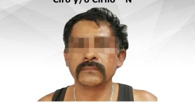 FGE detiene en Morelos a hombre buscado en Jalisco por doble feminicidio