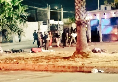Se registra masacre en un velorio en Celaya, hay nueve muertos