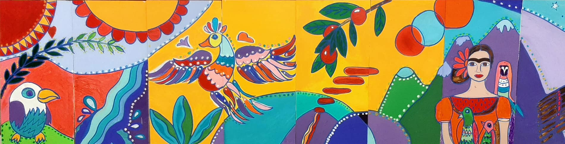 New Mural Highlights Pride in Latino Heritage