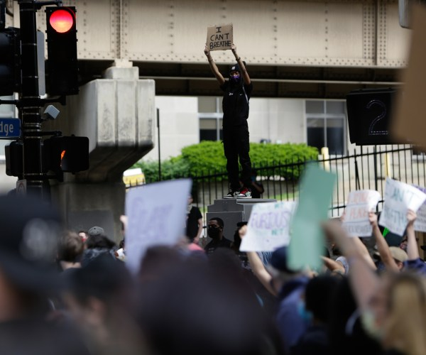 Pittsburgh is under curfew order after peaceful protests over George Floyd's killing 'get hijacked' and turn violent