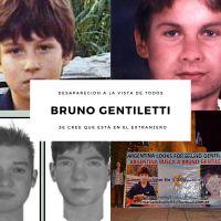 Bruno Gentiletti - Su rastro se pierde en un balneario familiar
