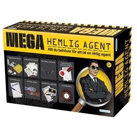 Hemlig Agent - Megalåda Image