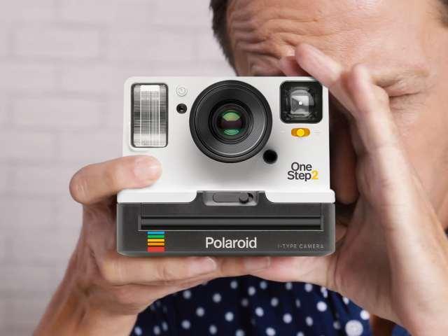 Polaroid OneStep 2 VF Direktfilmskamera Image