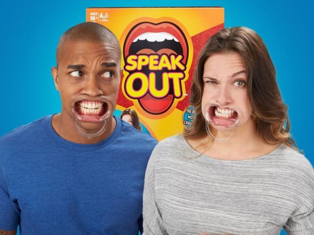 Speak Out Spel Image