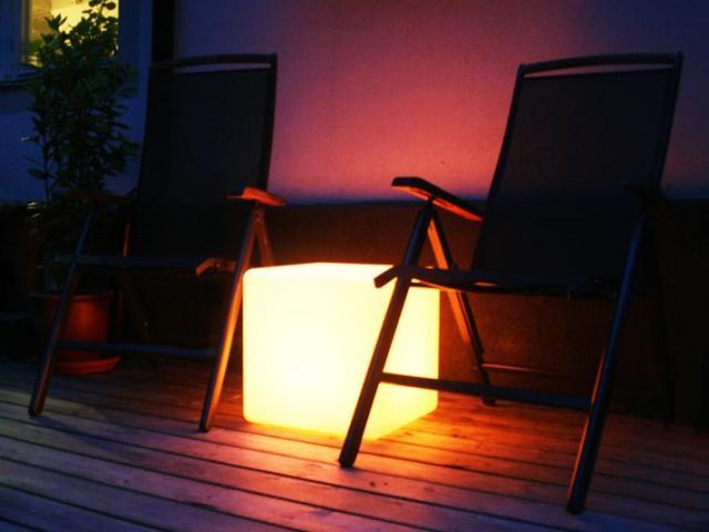 Utenu® LED-Pall Image