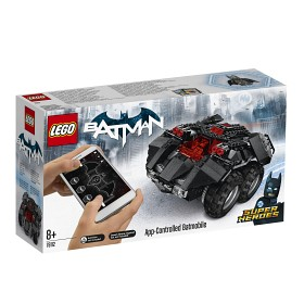 LEGO Super Heroes 76112, App-Controlled Batmobile Image
