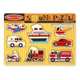 Sound Puzzle, Vehicles Image