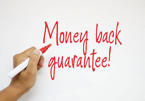 lasy drawing money back guarantee